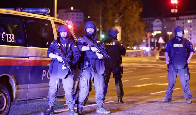 Los tres héroes migrantes del atentado terrorista de Viena