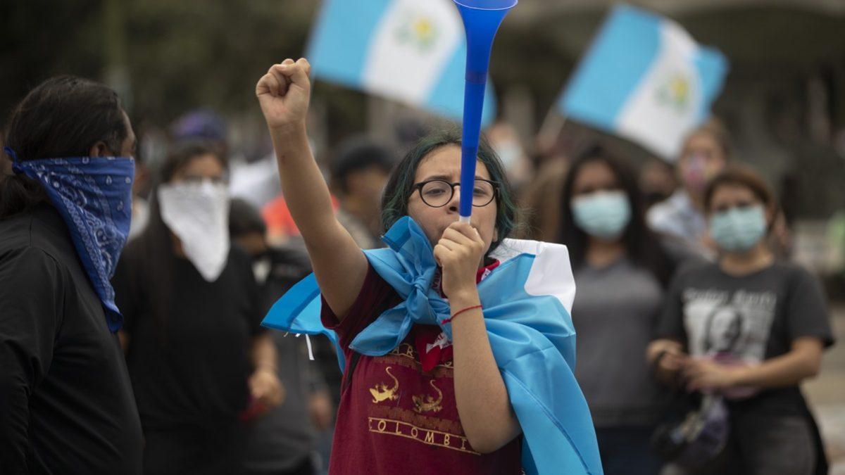 Guatemala: ¿tensiones sociales con horizonte de cambio?