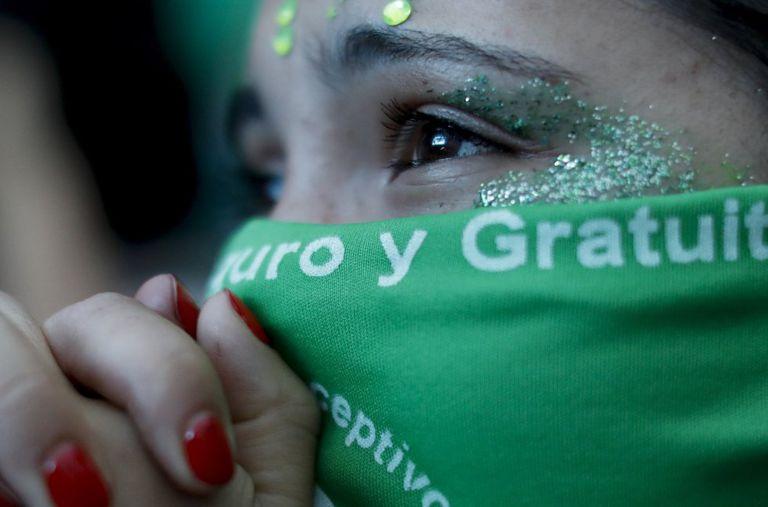 Argentina legaliza el aborto