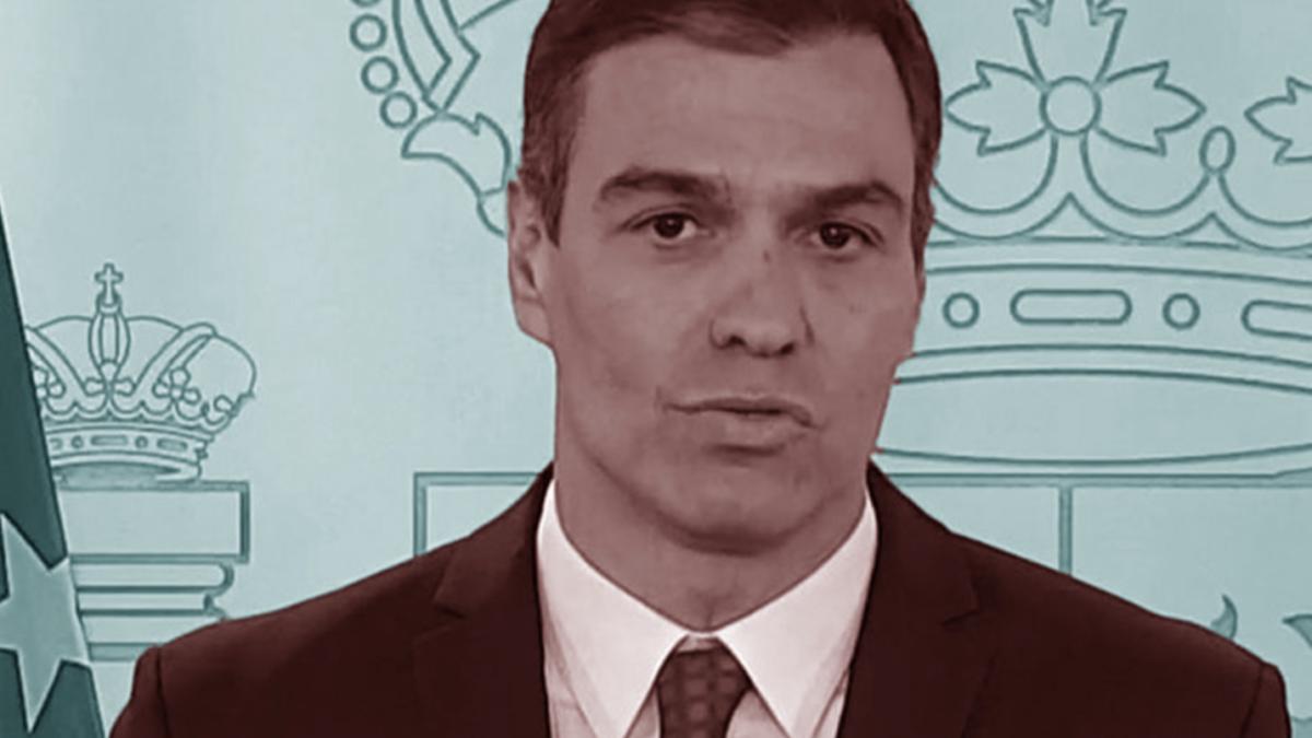 Un Sánchez desatado parodia a PP y Vox: «Un régimen social-comunista-judeo-masónico-bolivariano»