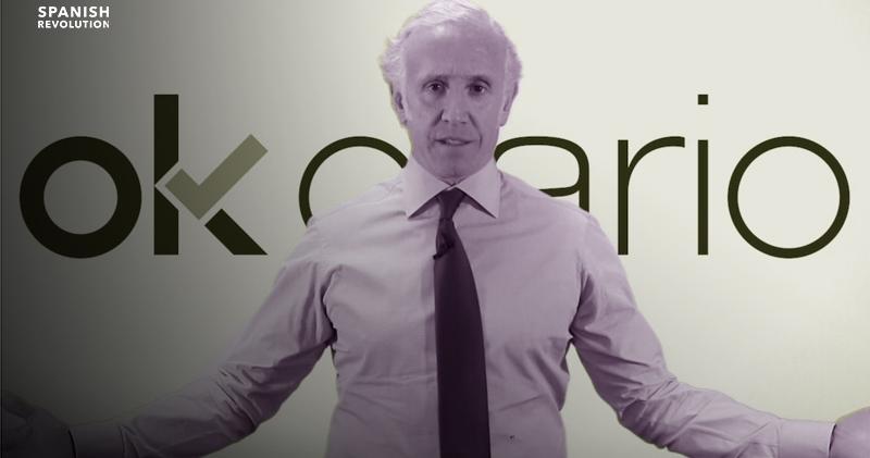 Denuncian a Okdiario por una campaña publicitaria engañosa