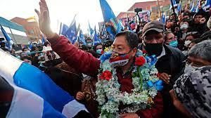 Luis Arce, de tímido cerebro financiero a presidente de Bolivia