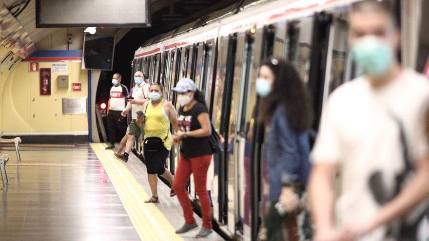 Metro cárcel Madrid
