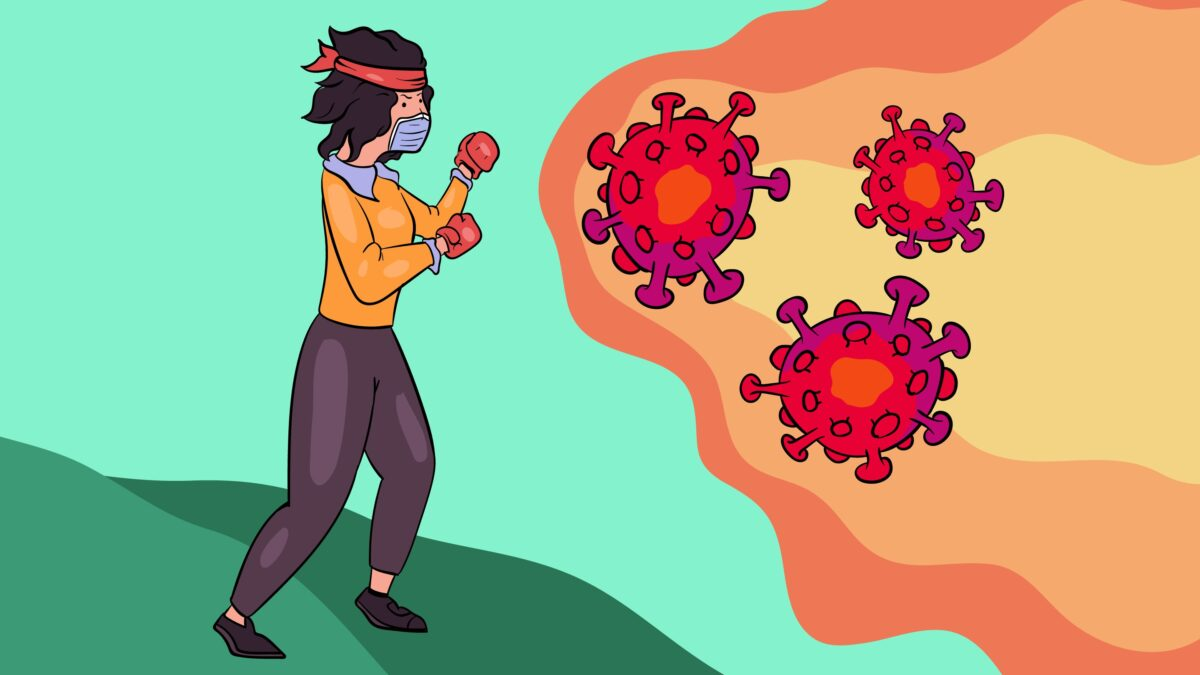 ¿Es posible domesticar virus para que luchen contra la covid-19?