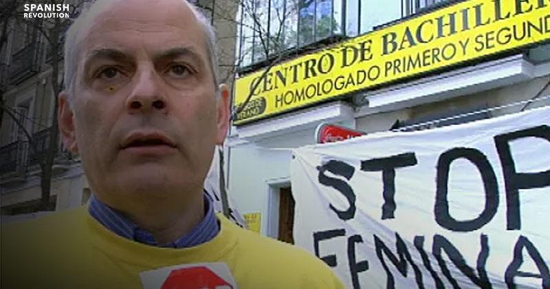 Uno de los ultraderechistas que acosaban a Iglesias y Montero es condenado a 7 meses de cárcel