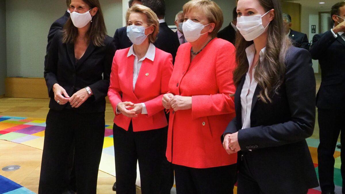 2020, el año en que las dirigentes europeas gestionaron mejor la pandemia que sus colegas varones