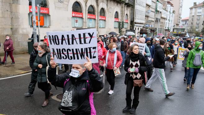 Ley Auschwitz - Negacionistas compostela