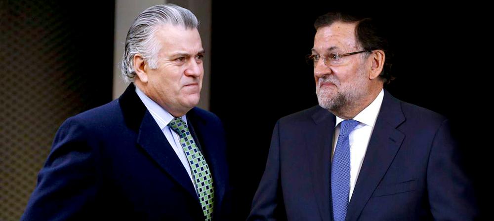 Bárcenas: «Rajoy destruyó los papeles de la Caja B sin saber que yo guardaba una copia»