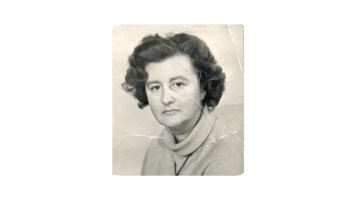 La historia de June Almeida
