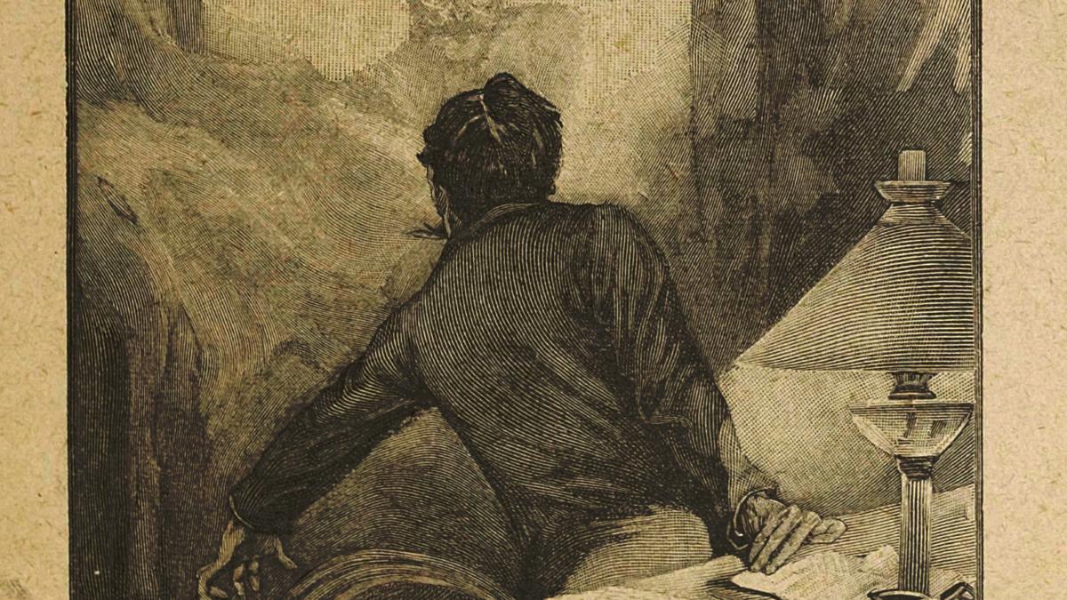 La locura como recurso literario: 'Le Horla', de Guy de Maupassant