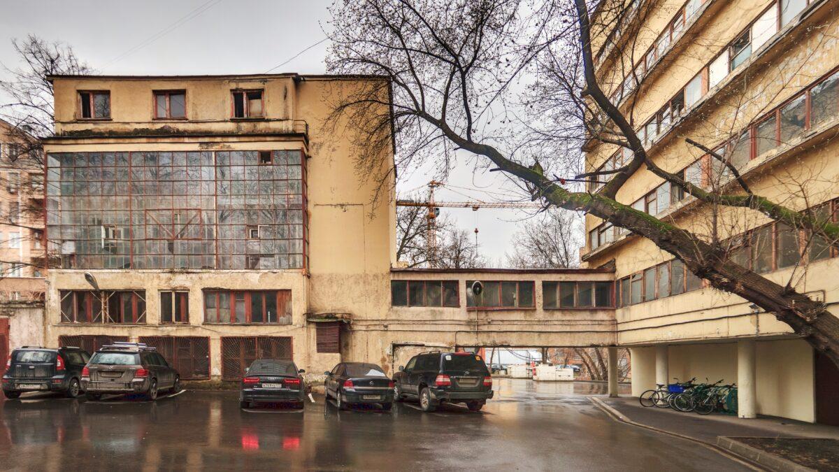 Los antepasados del 'Cohousing': las casas 'komuna' soviéticas